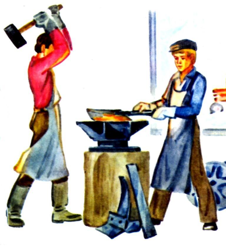 картинки на тему труд украшает человека мире