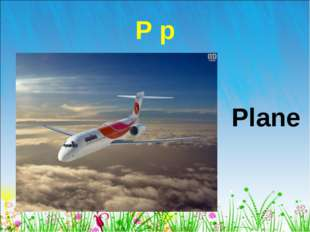 P p Plane