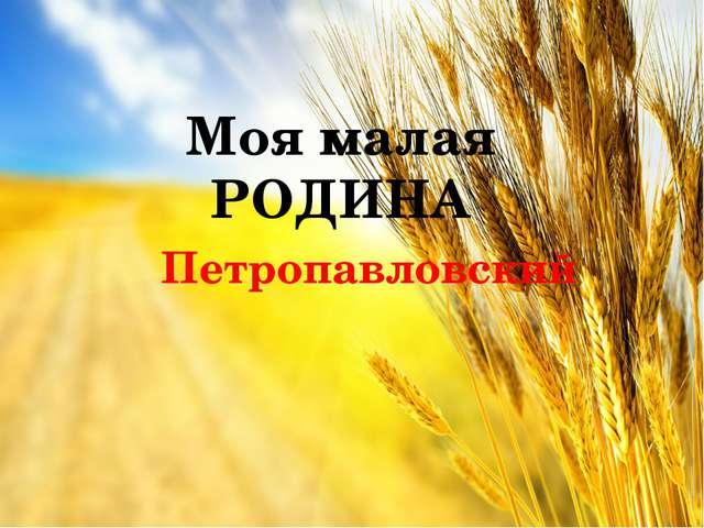 Петропавловский