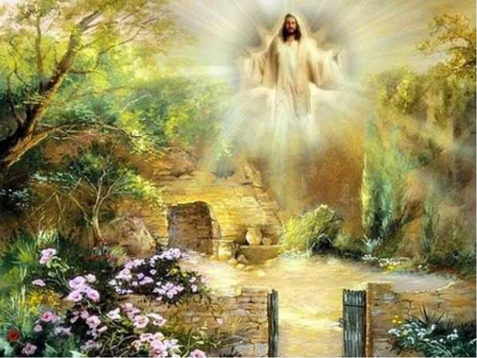 черной картинки воскресение христа далекой-далекой галактике