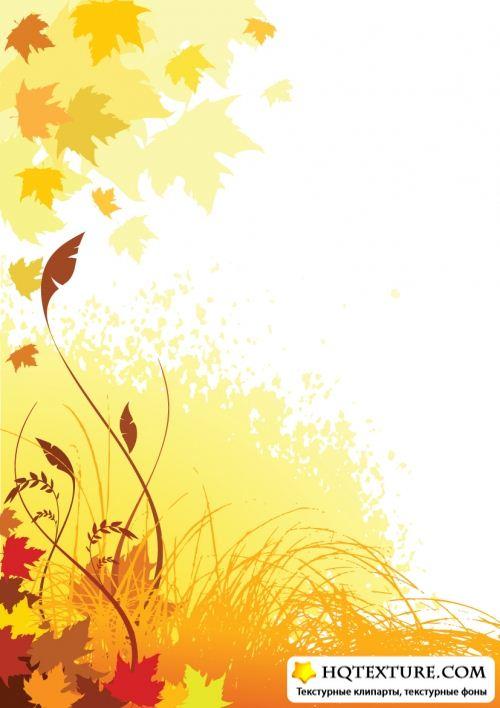Stock Vectors - Autumn | Осень