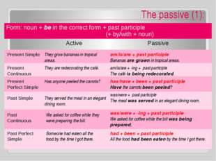 The causative: WATCH OUT! Using the verb 'get' is usually more informal than