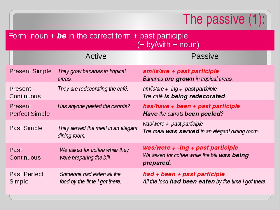 The causative: WATCH OUT! Using the verb 'get' is usually more informal than...