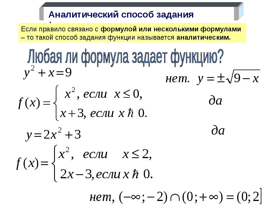 Если правило связано с формулой или несколькими формулами – то такой способ з...