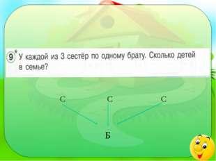 С С С Б