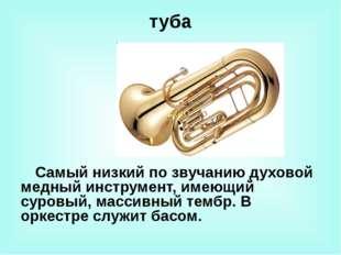 флейта Один из самых высоких по звучанию инструментов в оркестре. Есть продол