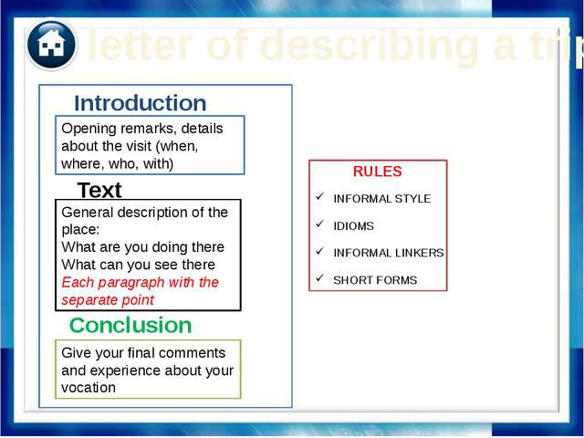 Article PLAN Introduction Main body Conclusion What is it Where is it How bi...