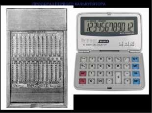 Калькуляторы сейчас стали неотъемлемым атрибутом современной жизни. Без них