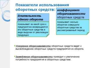 снабжение – (предприятие на денежные средства приобретает необходимые произв