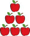 https://upload.wikimedia.org/wikipedia/commons/thumb/c/cf/Three_apples.svg/100px-Three_apples.svg.png