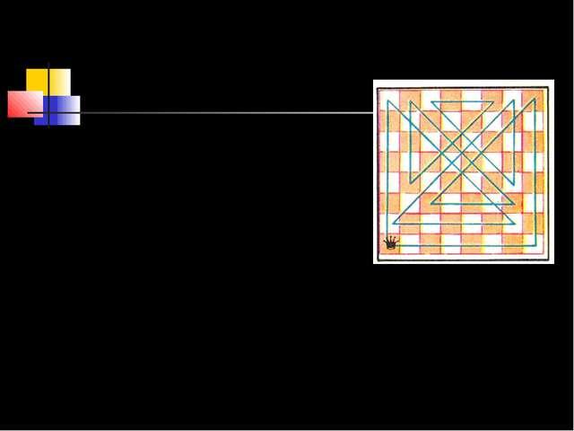 Задачи о маршрутах составлены и для других фигур. На рис. изображен кратчайши...