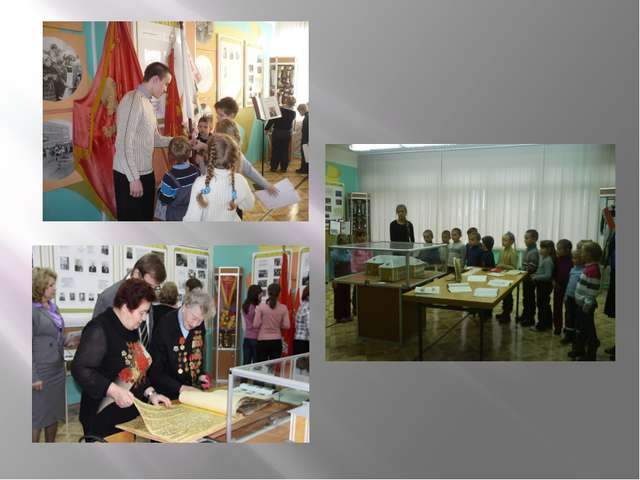 Будем рады Вас видеть в музейном комплексе МБОУ лицей №5 г.Зарайска «Времен с...