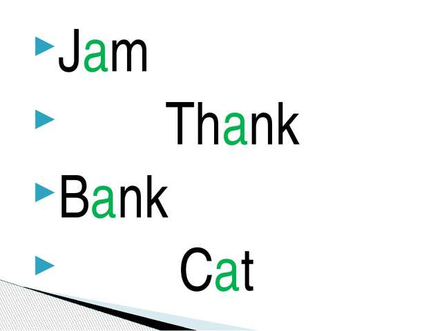Jam Thank Bank Cat