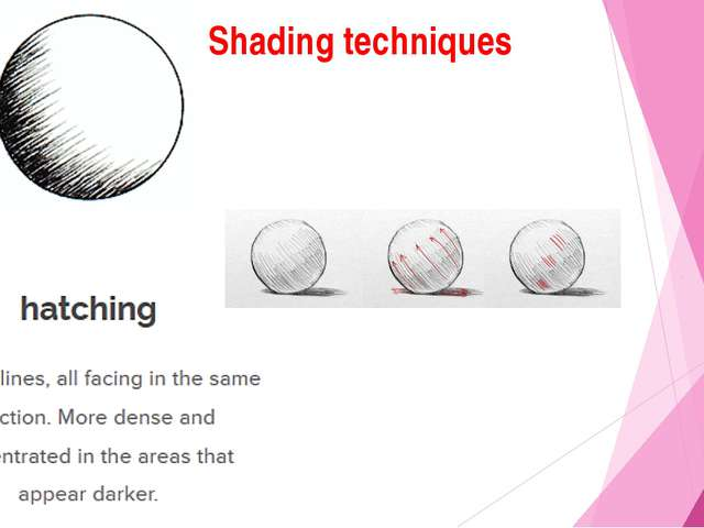 Shading techniques