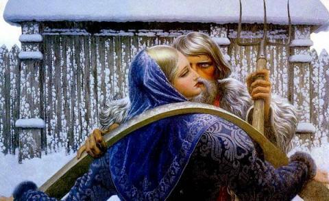 Картины Константина Васильева