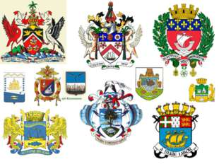 Кто живет на крупном озере или большой реке – тоже в гербе это обязательно от