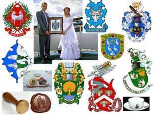 Многие современники начали обзаводиться символами рода – гербами. Насколько э