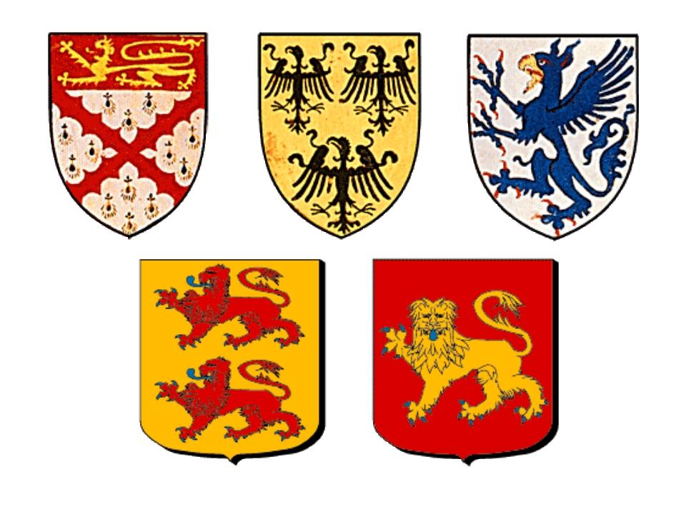Создание герба превратится в поиск своих сильных сторон, конструирование жизн...