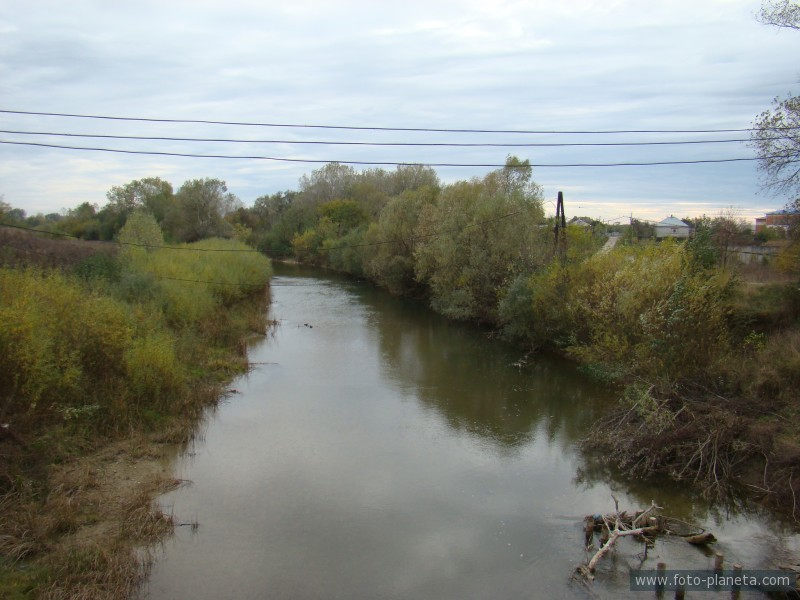 Река Фарс Хакуринохабль (Шовгеновский район) Фото Планета