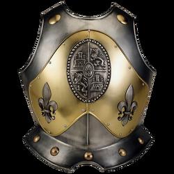 Нагрудник рыцарский MS/935