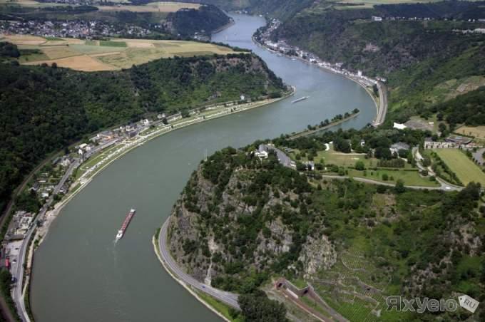 Долина Рейна - Круиз по Рейну 2013 (для круизов) - Фотогалерея Черное море Фото курорты
