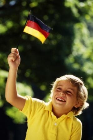 Nationalhymne - Quiz Deutsche Einheit - bildderfrau