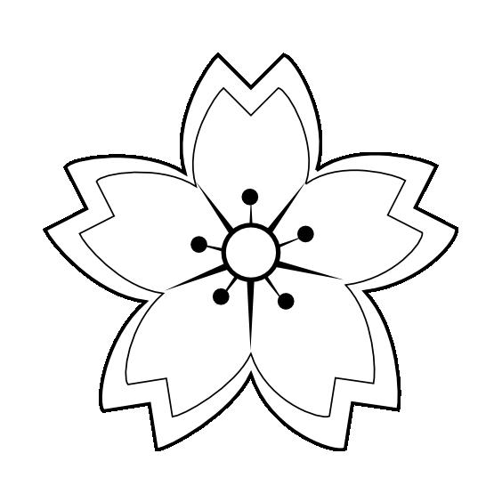 Green Plant Black White Line Art Tattoo Tatoo Flower - JoBSPapa.com