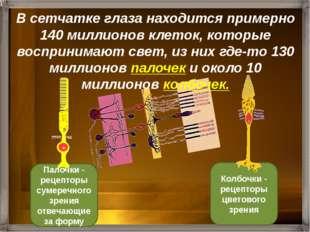 Восприятие цвета зависит от длины световых волн и яркости света. Наличие трёх