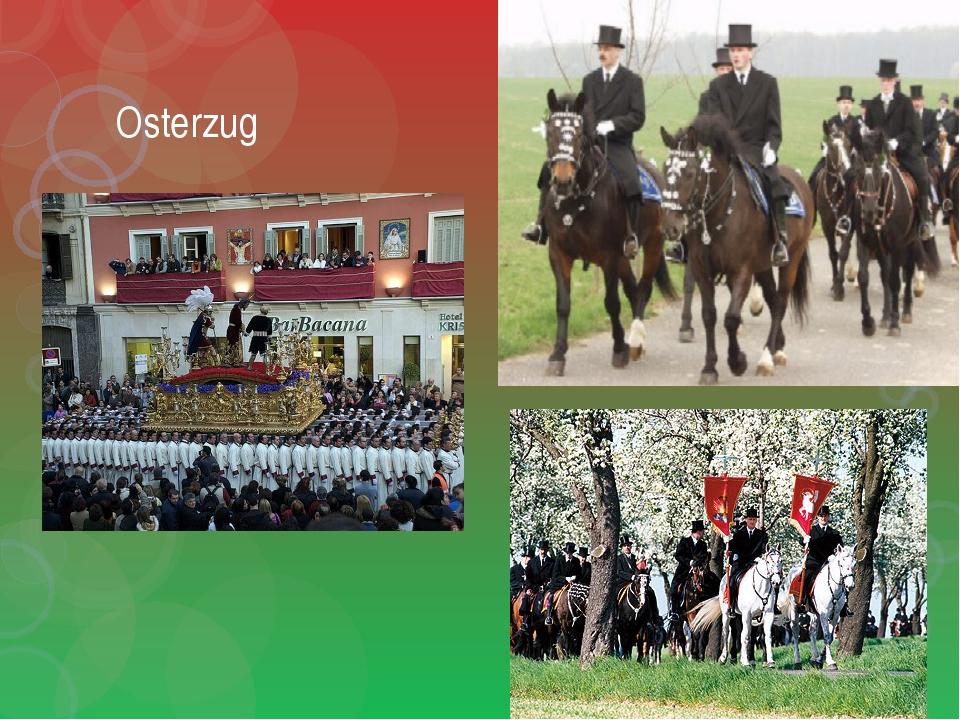 Osterzug