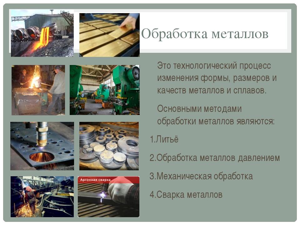 Металл в дизайне презентация