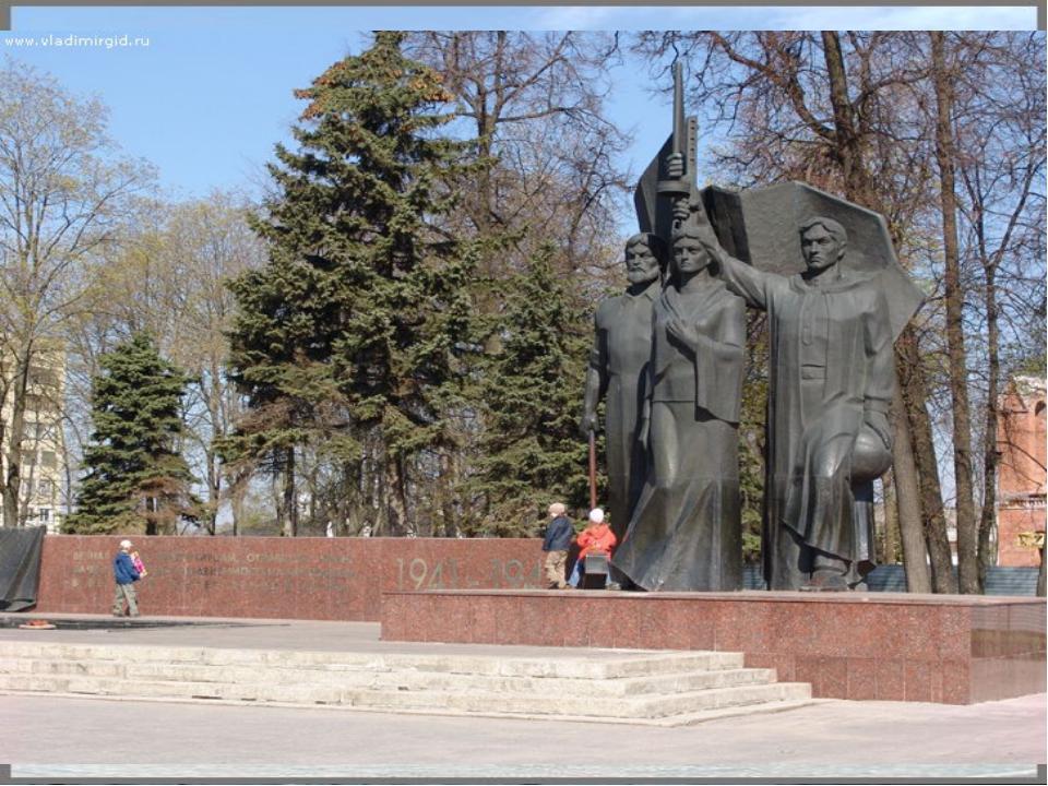 Владимир Его называют воротами Золотого кольца России Никитская церковь