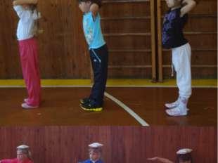 На уроках физической культуры