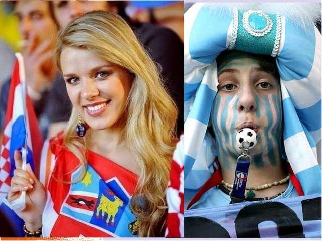 Футбольные фанаты Сами болельщики считают свое движение субкультурой, однако...