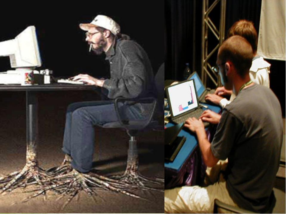 Хакеры Существует сообщество, некая общая культура, состоящая из опытных прог...
