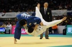 Соревновательная деятельность в борьбе дзюдо