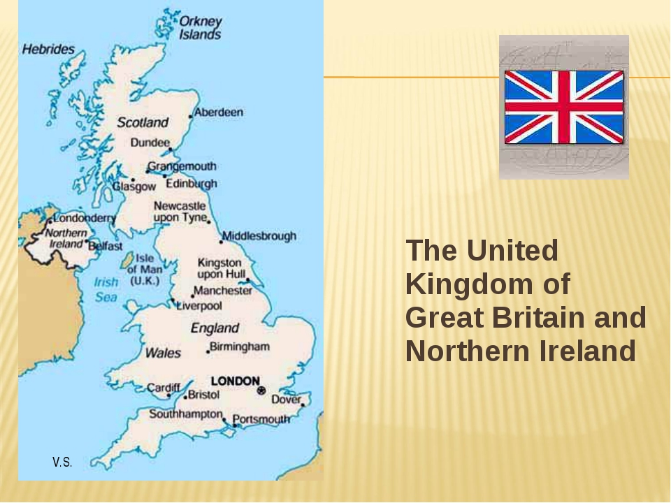 The United Kingdom of Great Britain and Northern Ireland V.S.