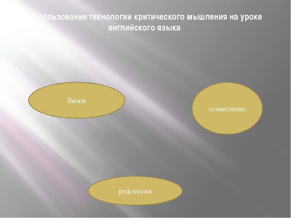 Этапы Первый этап – ВЫЗОВ– задачи (функции)которого Второй этап – ОСМЫСЛЕНИЕ...