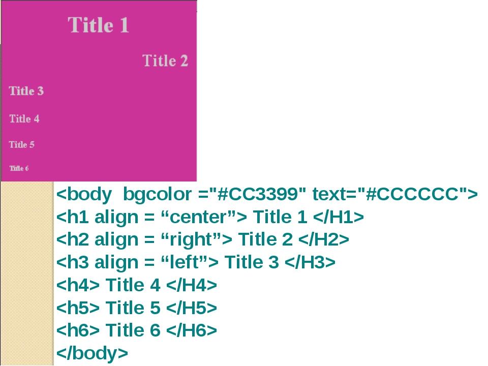 Title 1   Title 2   Title 3   Title 4   Title 5   Title 6