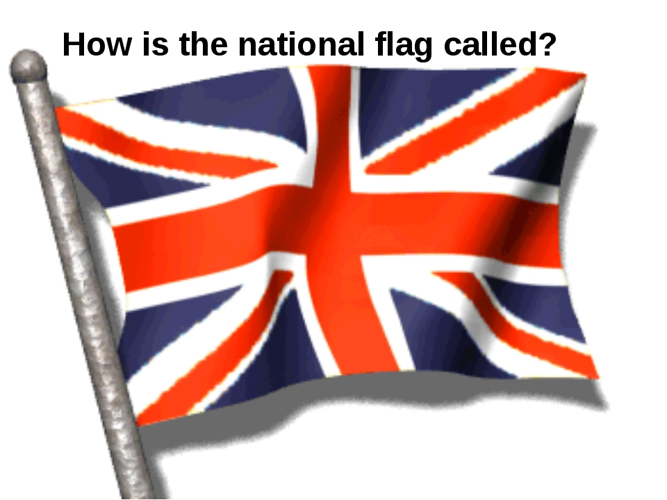 How is the national flag called?