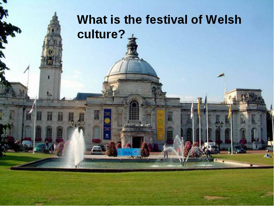 What is the festival of Welsh culture?