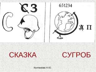 СУГРОБ СКАЗКА Колпакова Н.Ю.