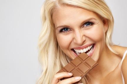 Шоколад полезен для спортсменов