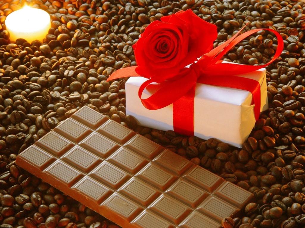 Подарок из шоколада своими руками