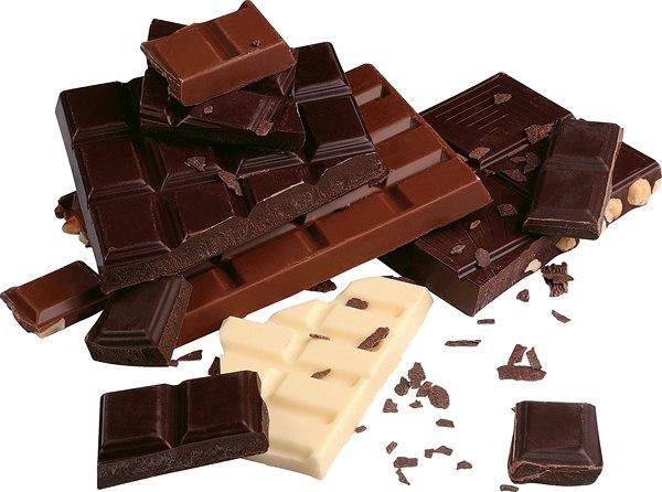 Разновидности плиточного шоколада