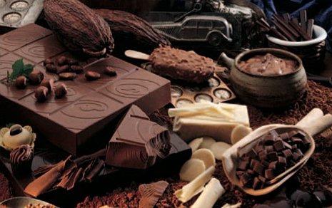 Родина шоколада