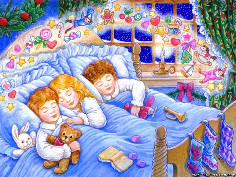Картинки детей на тему сон