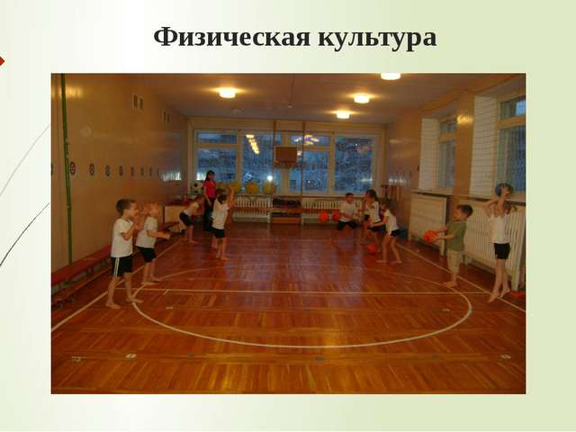 Физическая культура