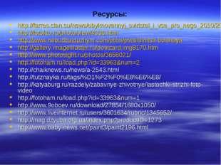 Ресурсы: http://farres.clan.su/news/obyknovennyj_sviristel_i_vse_pro_nego_201