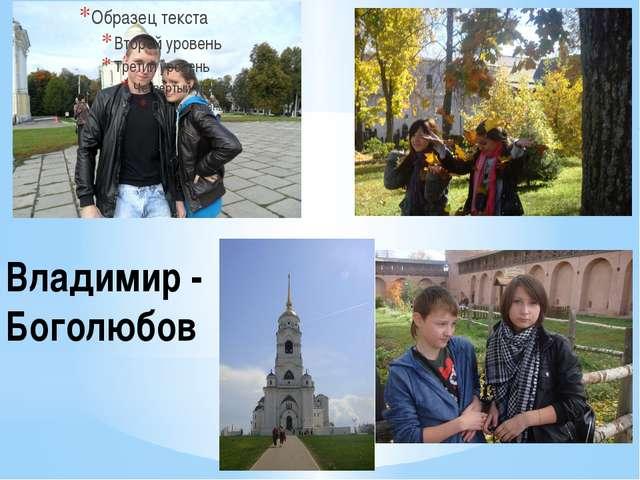 Владимир - Боголюбов