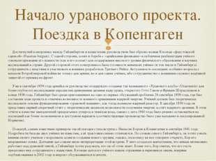 Достигнутый компромисс между Гейзенбергом и нацистским руководством был образ